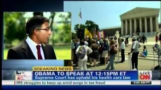 """Former Obama Solicitor General On CNN: """"It Quacks Like A Tax"""""""
