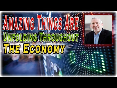 Andrew Zatlin - Amazing Things Are Unfolding Throughout The Economy