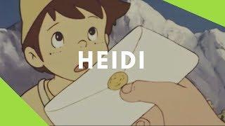 Heidi - La carta