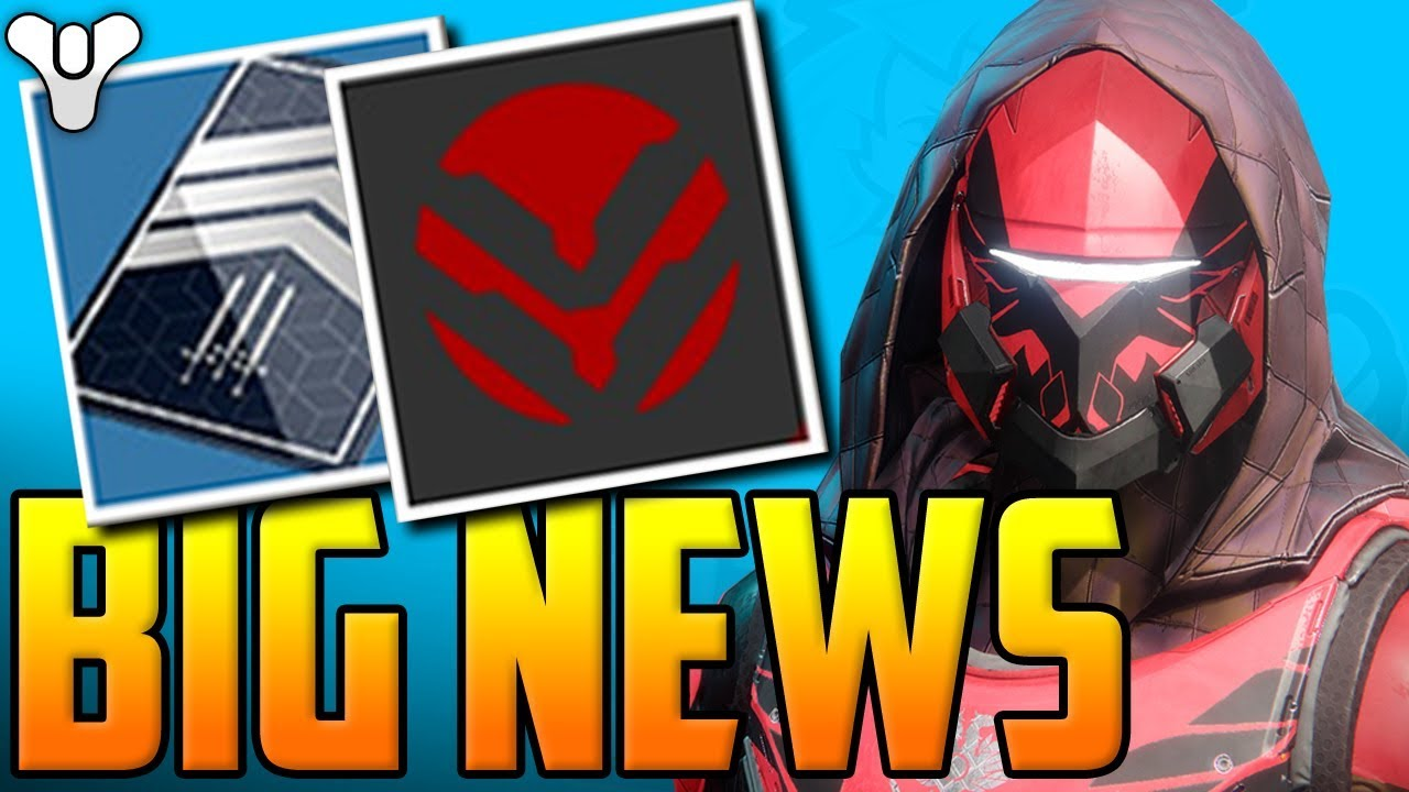 Destiny 2 BIG NEWS - Nightfall Challenge Cards, Prestige Raid Lair Delay?  New loot & BIG Changes