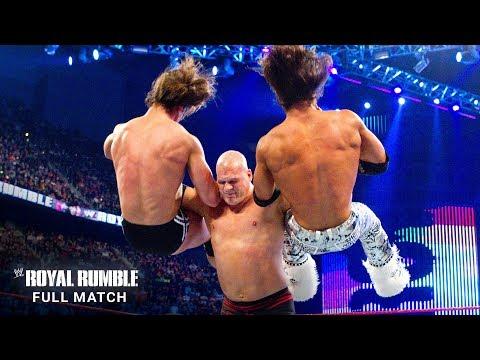 FULL MATCH: 2010 Royal Rumble Match: Royal Rumble 2010