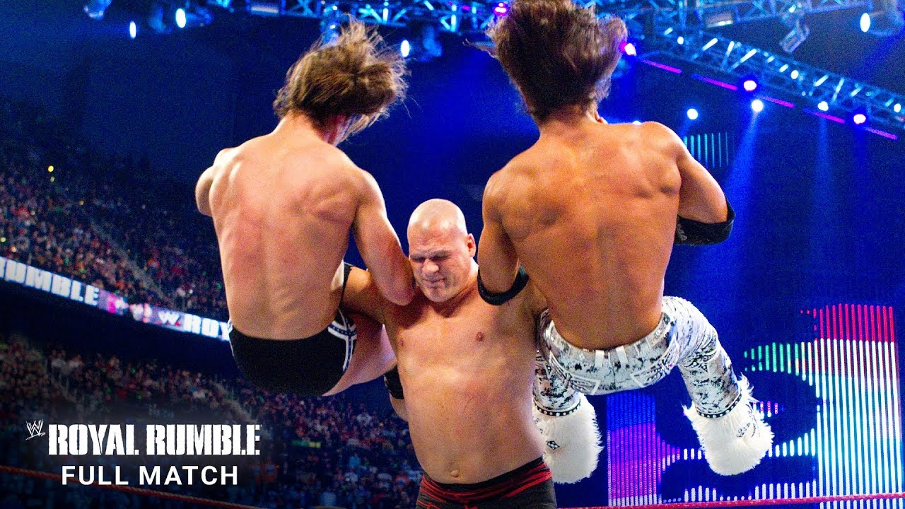 FULL MATCH: 2010 Royal Rumble Match: Royal Rumble 2010