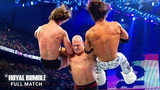 Download FULL MATCH: 2010 Royal Rumble Match: Royal Rumble 2010 Mp3 and Videos
