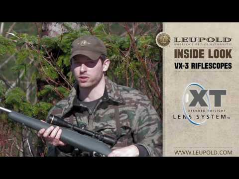 Leupold - VX 3 Scopes - Cheaper Than Dirt Sells Leupold