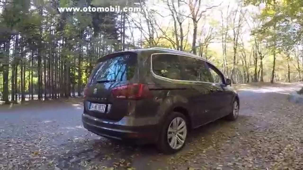 yeni seat alhambra 1 4 tsi dsg 2016 test youtube. Black Bedroom Furniture Sets. Home Design Ideas