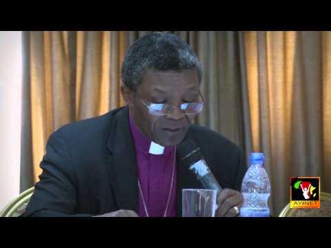 Bishop Malusi Mpulwana on Victor Ochen and AYINET