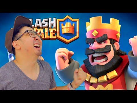 Clash Royale : MAIN LAWAN Zell TroopZ