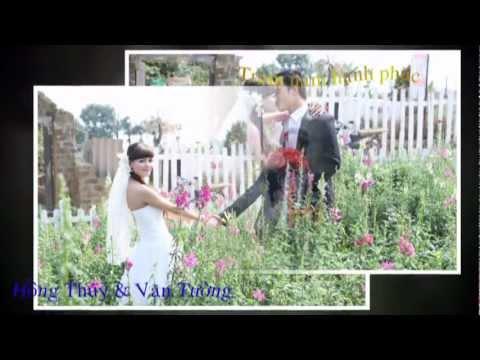 video ảnh cưới làm bằng phần mềm ProShow Producer 5.0