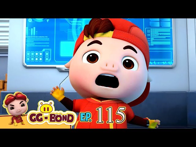 GG Bond - Agent G ??????????EP115????????