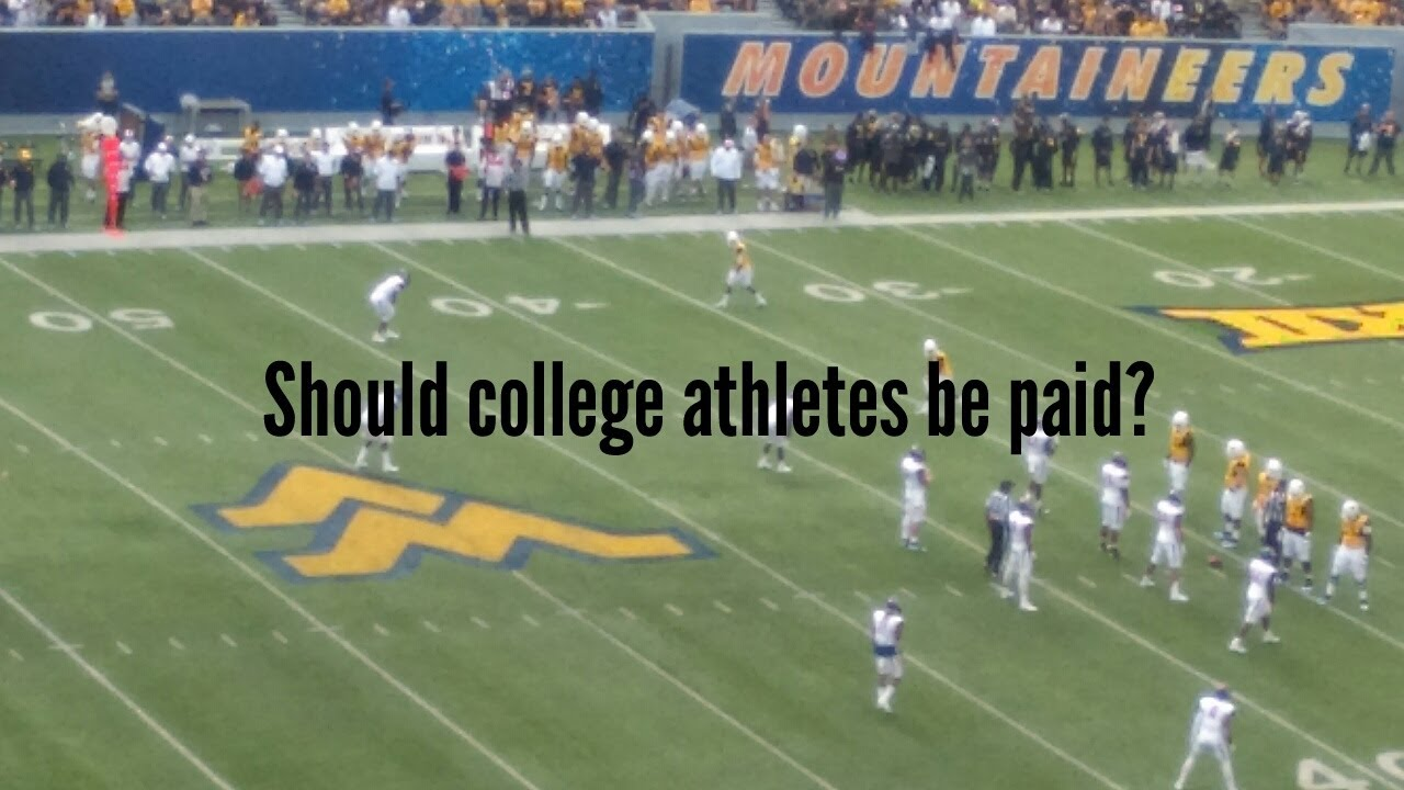 the consequences of paying college athletes The pros of paying college athletes 1 it's a full time job being a college athlete is not simply a hobby it is something that requires one hundred percent dedication these players have to manage their time between performing well academically, attending practices daily, and being ready to play.