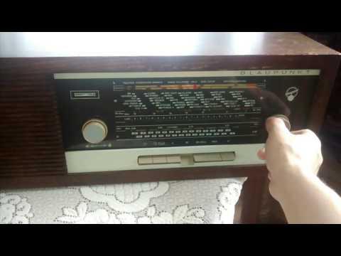 Radio Blaupunkt antigua...