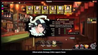 Bleach Online Tavern Tips!