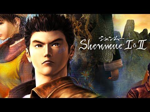 Shenmue I & II - Announcement Trailer