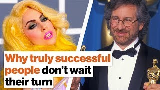 Why truly successful people don't wait their turn   Alex Banayan