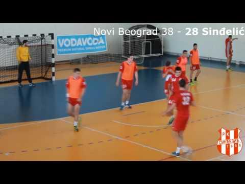 Novi Beograd - Sindjelic 98'