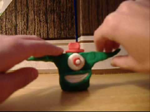 how to make stop motion animation with clay
