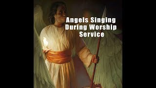Angels Singing In The Background Recorded - Testimony By Michael Tyrrell