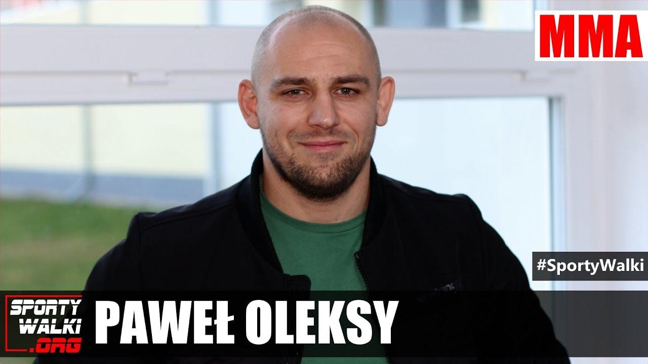 Paweł Oleksy o Contender Fight Night 3, Zontku, stowarzyszeniach MMA