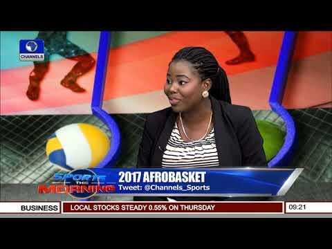Afrobasket: Nigeria VS Senegal Team Comparism Pt.1  Sports This Morning 