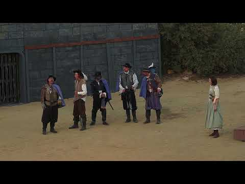 The Three Musketeers - Theatre Ensemble Arts 2017