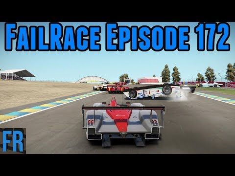 FailRace Episode 172 - Nascar Troubles And Excellent Starts