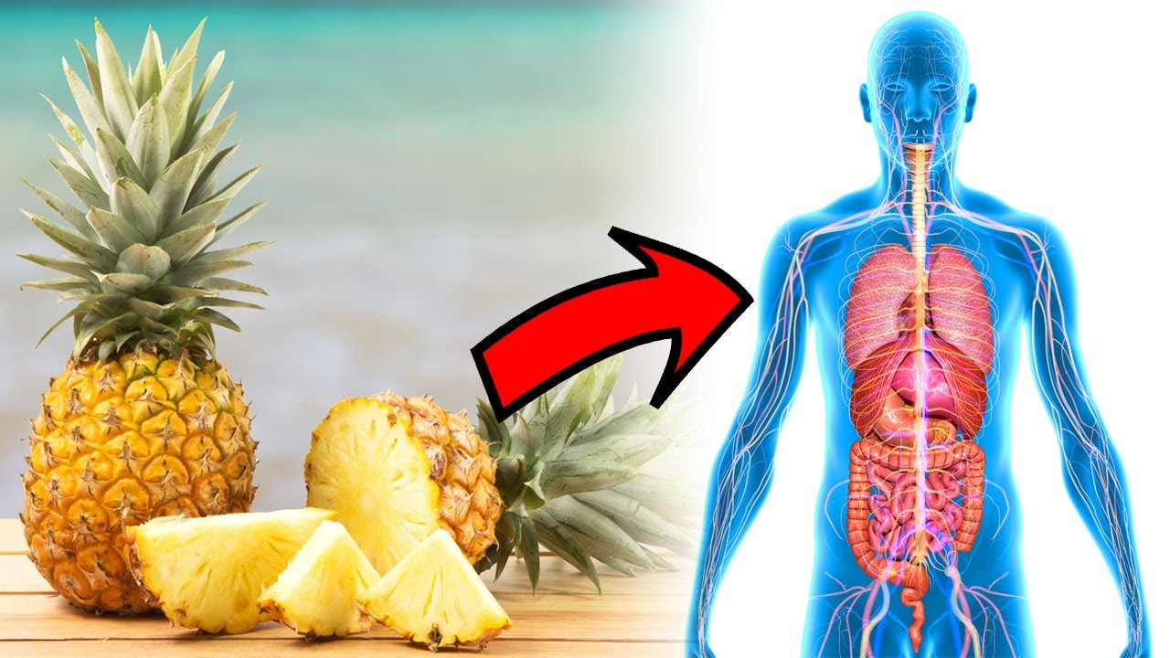 7 Reasons Why You Should Eat More Pineapples - YouTube