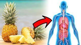 7 Reasons Why Y๐u Should Eat More Pineapples