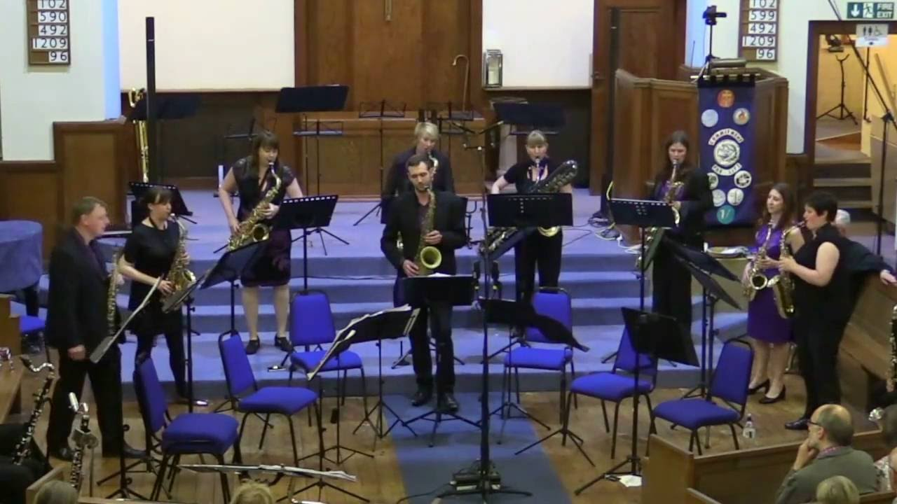Sentimental Evening -  Equinox Saxophone Ensemble