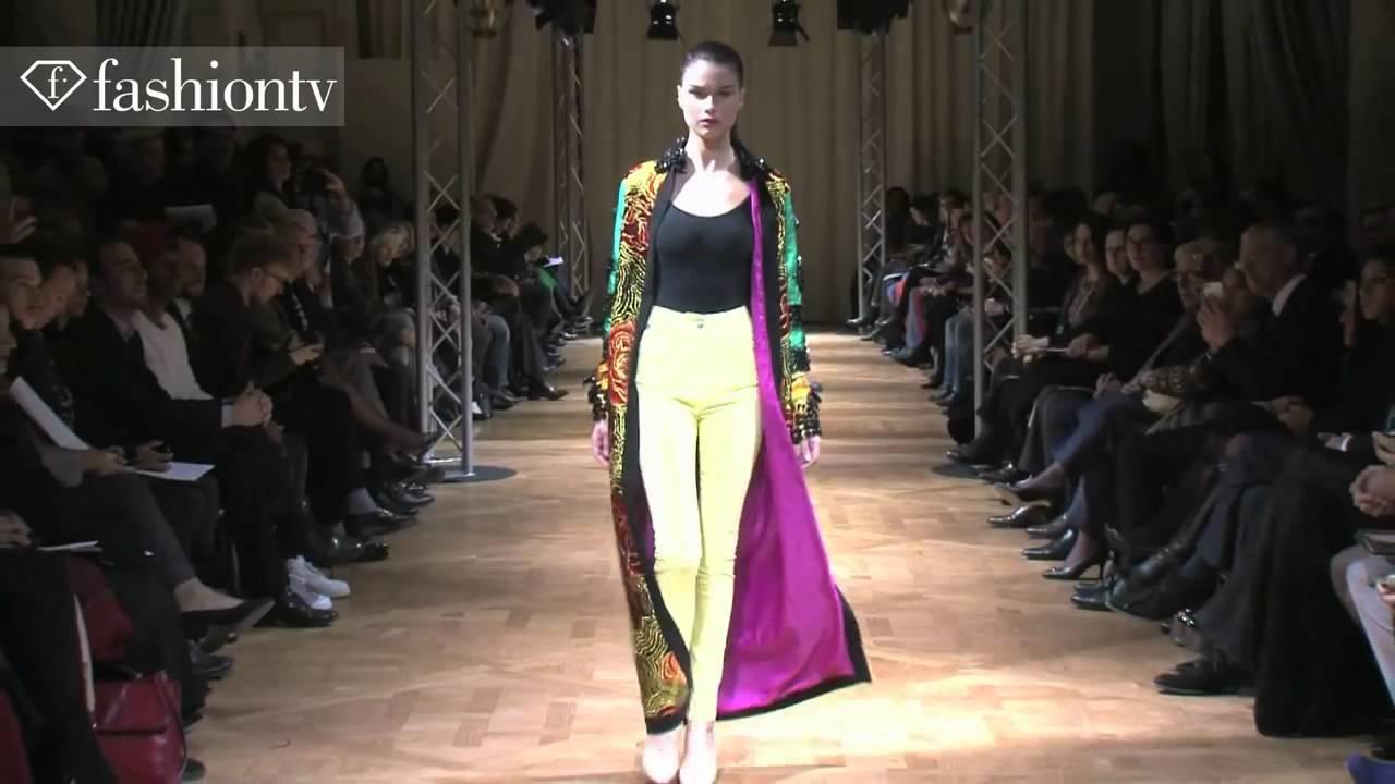 Paris Lahore Karachi Pakistan Designers Show Fashiontv Jnsn Youtube