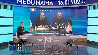 Branko Čečen o zagađenju, kaznama za medije i aferama – Među nama, 16.1.2020.