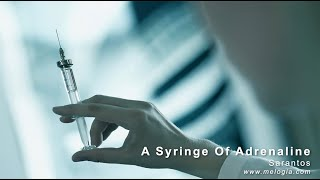 Sarantos A Syringe Of Adrenaline Official Music Video - new hard rock song alternative