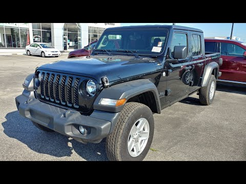 Jeep Gladiator all new but is it for you