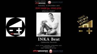 Subwoofer Beat Hospital #33 Guest: INKA BEAT [techno set mix 2016]