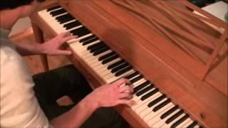 Amnesia A Machine For Pigs - A Child's Shadow (Mandus) Piano
