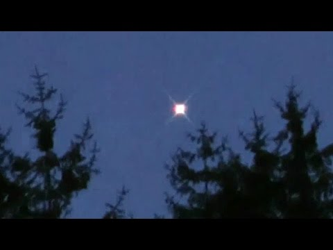 UFO Sightings Husband & Wife Encounter UFO [Raw Video] Scotland 2015