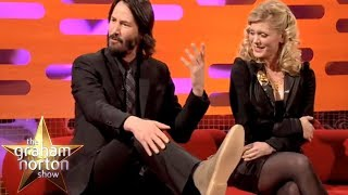 Download Keanu Reeves Had A Horrific Motorbike Accident | The Graham Norton Show Mp3 and Videos