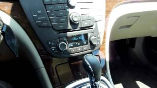 2011 Buick Regal  Test drive impressions