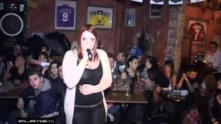 Aran Island Iris pub.(finale gara Karaoke) ..Planetv