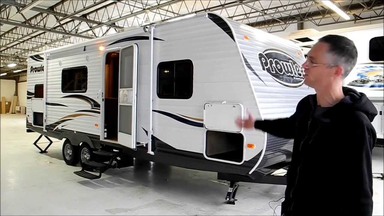 For Sale  Heartland Prowler Travel Trailer