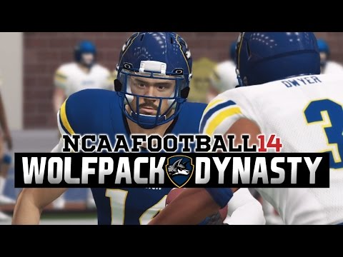 NCAA Football 14 - Illinois Tech Dynasty Ep. 19 - Offseason Part 2 [Season 1]