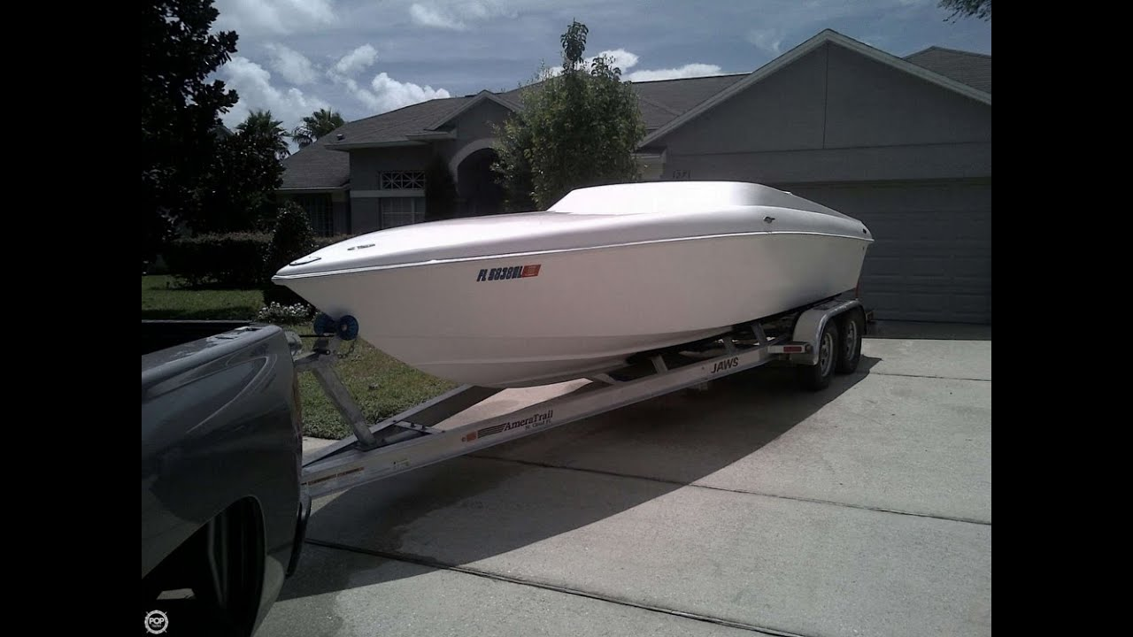Sold Used 2007 Jaws 24 High Performance In Lake Mary