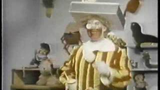 RARE First Ever RONALD MCDONALD MCDONALDS Commercial