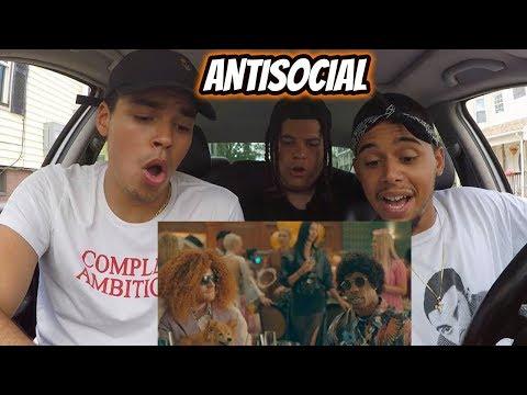 Download Lagu  Ed Sheeran & Travis Scott - Antisocial   REACTION REVIEW Mp3 Free