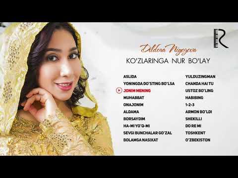 Dildora Niyozova - Ko'zlaringa nur bo'lay nomli albom dasturi 2018
