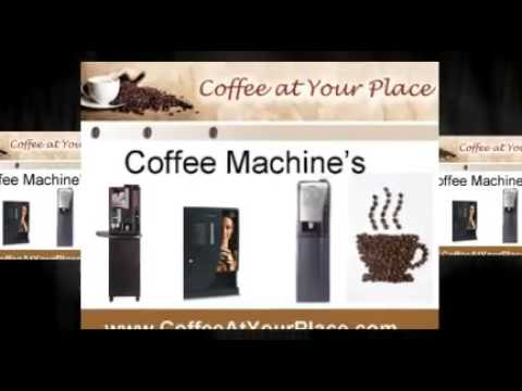 Coffee Machines For Your Office - New Zealand