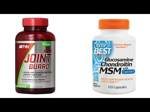 The 6 Best Joint Supplements Reviews