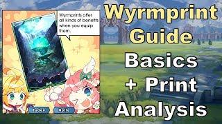 Dragalia Lost - Wyrmprints Guide (April 2019)
