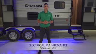 Coachmen Catalina Insider Electrical Maintenance Youtube