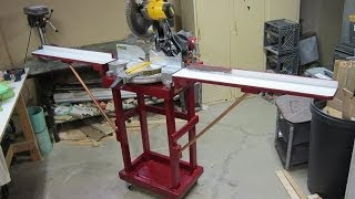 Miter Saw Stand - Folding - Dewalt