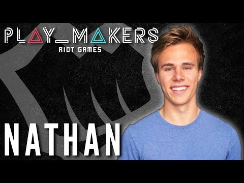 Nathan Blau: Gameplay Researcher for League of Legends | Play Makers Episode 2